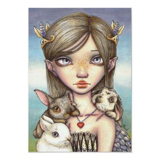 Bunny Keeper Card