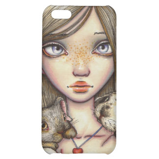 Bunny Keeper iPhone 5C Cases