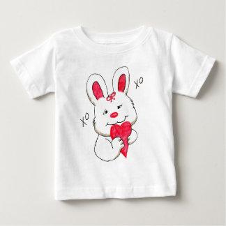 Bunny Kisses and Hugs Baby T-Shirt