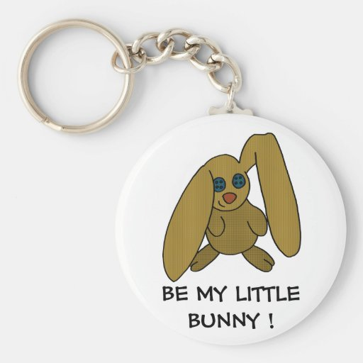 bunny llavero