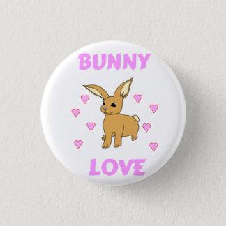 Bunny Love Button