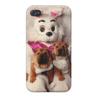 Bunny Love Covers For iPhone 4