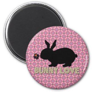 Bunny Love Design Magnet