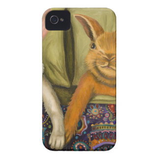 Bunny Love iPhone 4 Cover