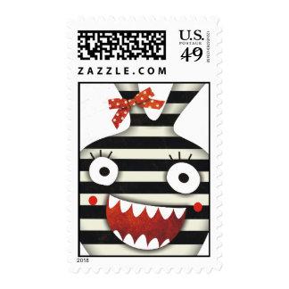 bunny love lunatik! postage