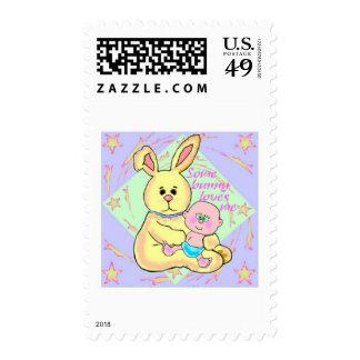 Bunny Love Postage