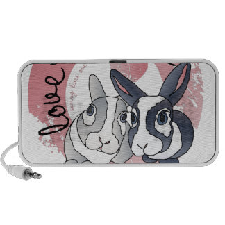 Bunny Love Speaker