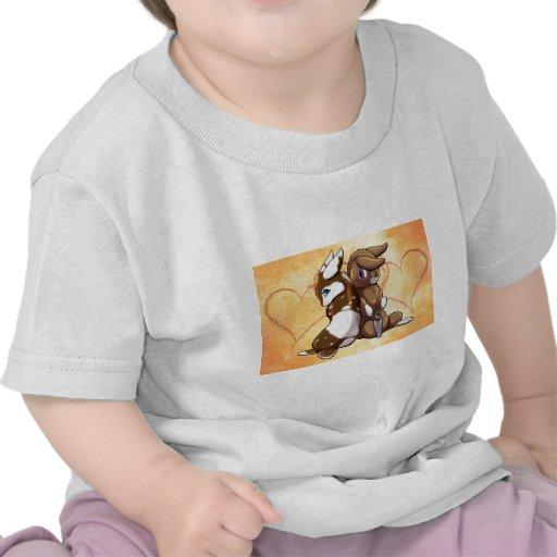 Bunny Love Tee Shirts