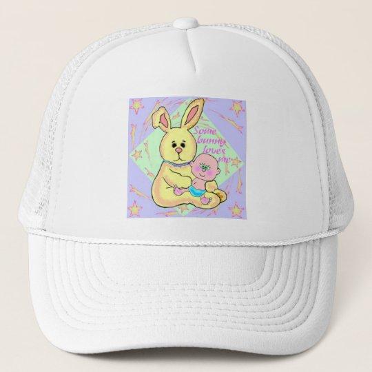 Bunny Love Trucker Hat
