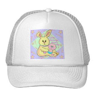 Bunny Love Trucker Hats