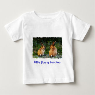 BUNNY LOVE Wild Rabbit Collection Baby T-Shirt
