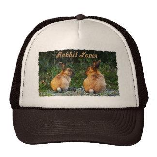 BUNNY LOVE Wild Rabbit Collection Trucker Hat