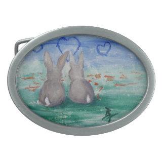 Bunny Lovin' Belt Buckle
