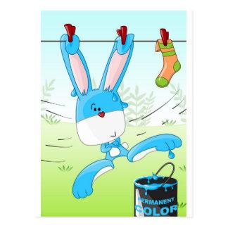 Bunny Lui Postcard
