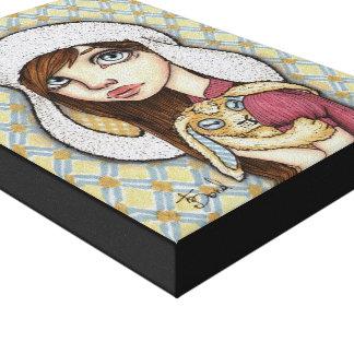 Bunny Mania Canvas Prints