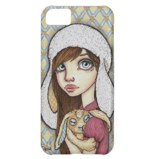 Bunny Mania iPhone 5C Cover