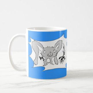Bunny mania! coffee mug