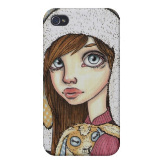 Bunny Mania Case For iPhone 4