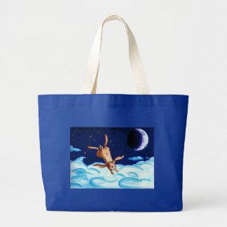 Bunny Night Flight Bag