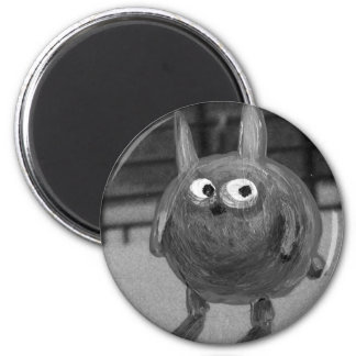 Bunny Noir Magnet