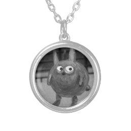 bunny noir necklace