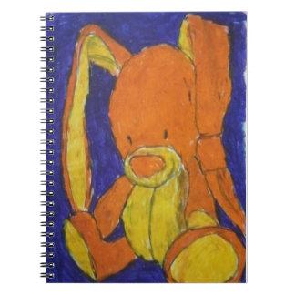 Bunny Note Books