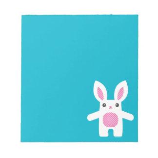 Bunny Notepad