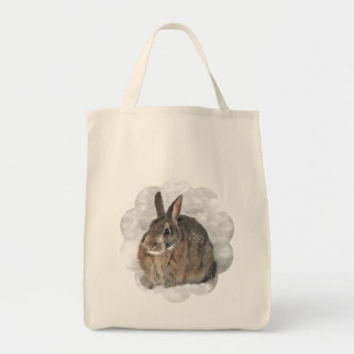 Bunny on a Tote