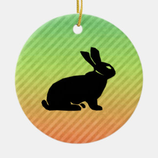 Bunny Christmas Tree Ornament