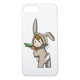 Bunny outfit iPhone 8/7 case