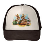 Bunny Patch Hat