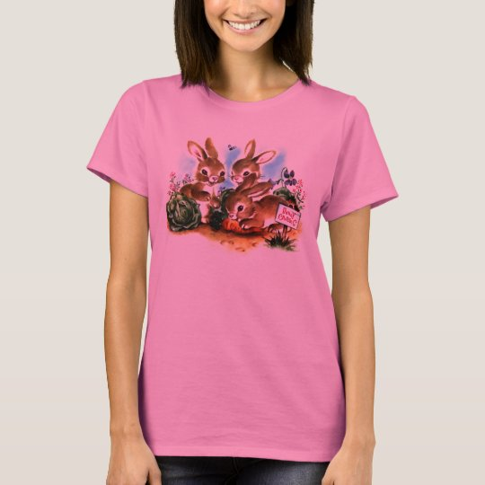 Bunny Patch T-Shirt