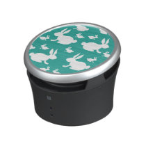 Bunny Pattern Speakers