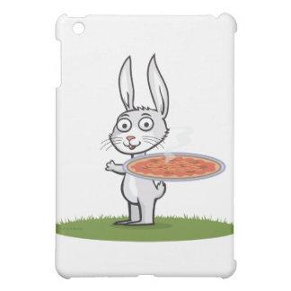 Bunny Pizza iPad Mini Covers