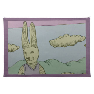 Bunny Placemat
