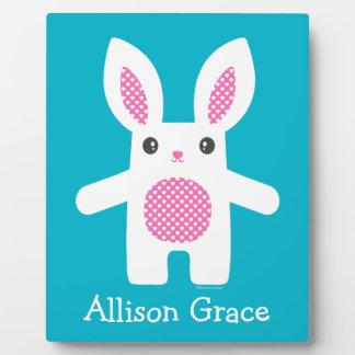 Bunny Plaque