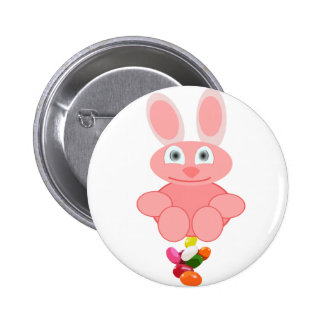 Bunny Poop Jelly Beans Buttons