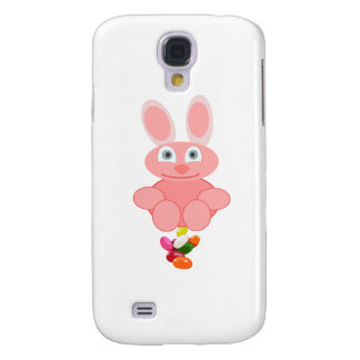 Bunny Poop Jelly Beans Galaxy S4 Covers
