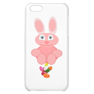 Bunny Poop Jelly Beans iPhone 5C Case