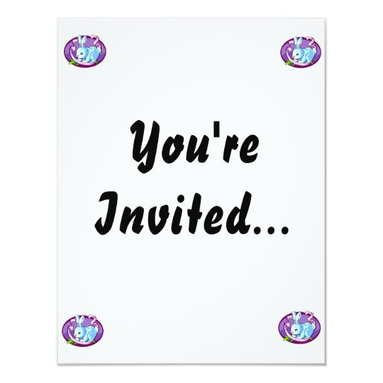 bunny purple ribbon lilac oval.png card