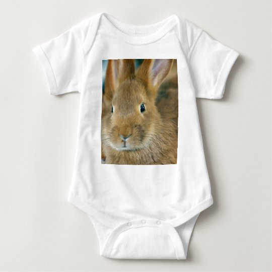 Bunny Rabbit Baby Bodysuit