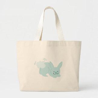 Bunny Rabbit Jumbo Tote Bag
