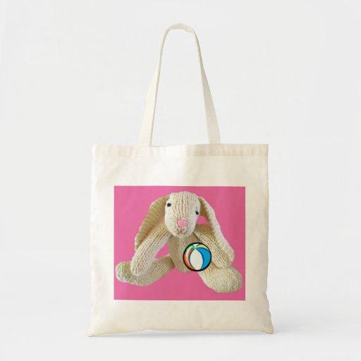 Bunny Rabbit Beach Bag birthday daughter etc