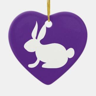 Bunny Rabbit ornament