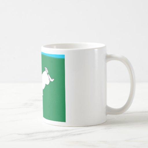 Bunny Rabbit Coffee Mugs