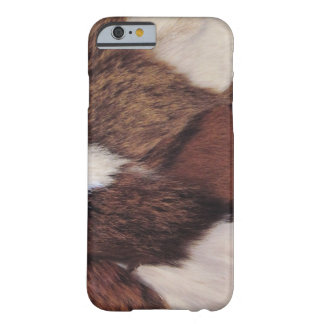 Bunny Rabbit Fur Barely There iPhone 6 Case