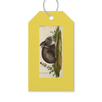 BUNNY RABBIT Gift Tag