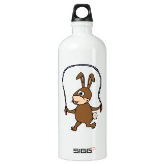 Bunny Rabbit Jumping Rope SIGG Traveler 1.0L Water Bottle