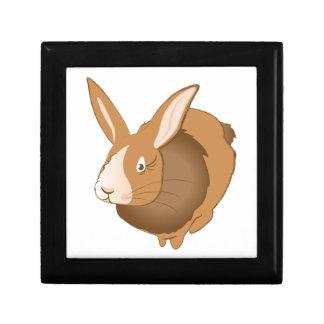 Bunny Rabbit Keepsake Box