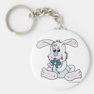 Bunny Rabbit Keychain